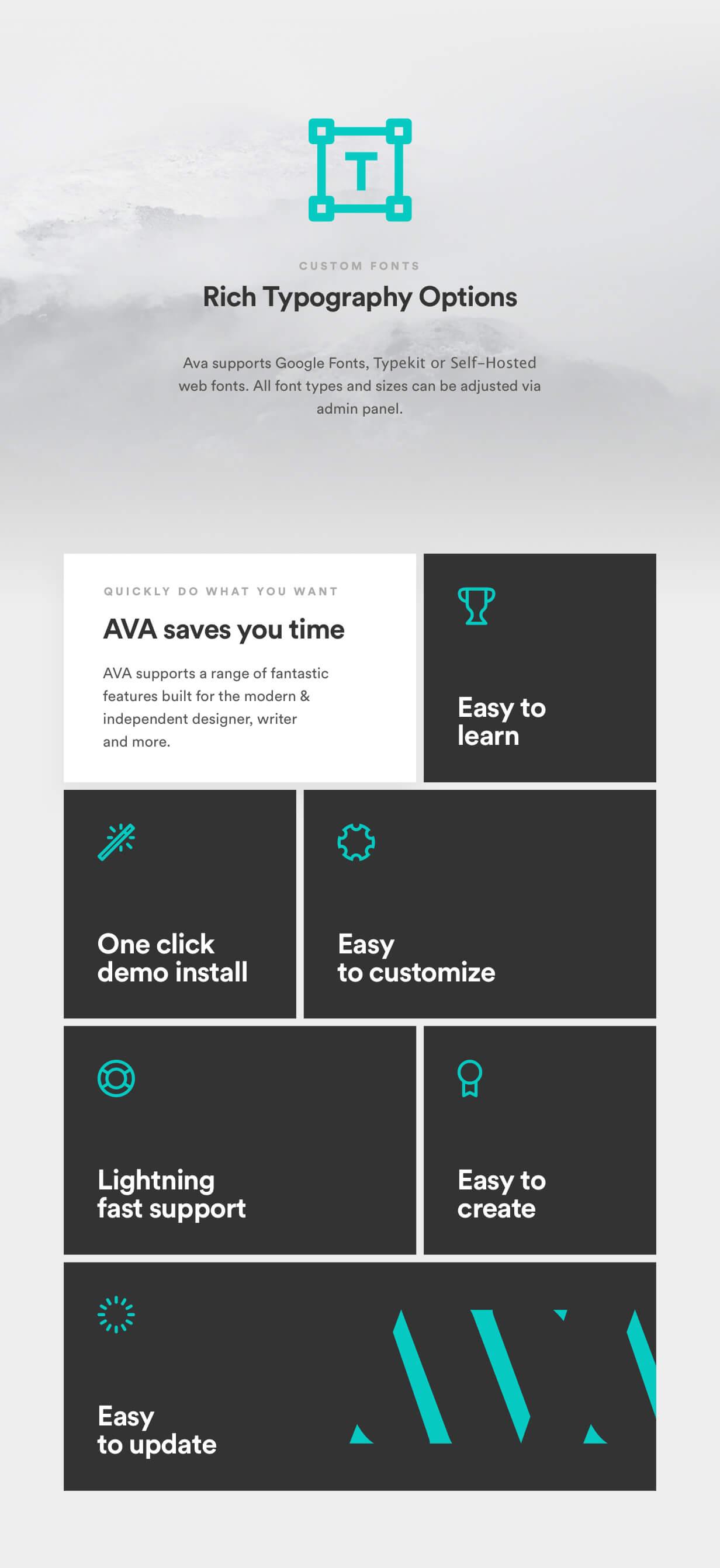 AVA | Agency Theme - 3