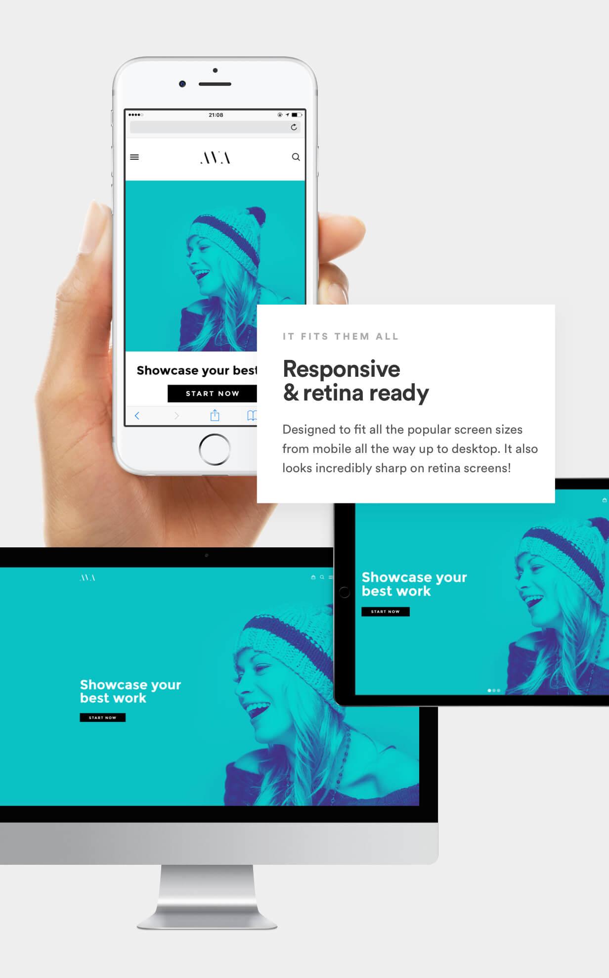 AVA | Agency Theme - 4