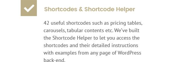 Nixe   Hotel, Travel and Holiday WordPress Theme - 18