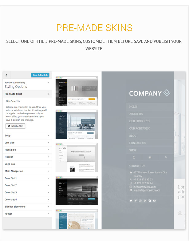RT-Theme 19 | Responsive Multi-Purpose WP Theme