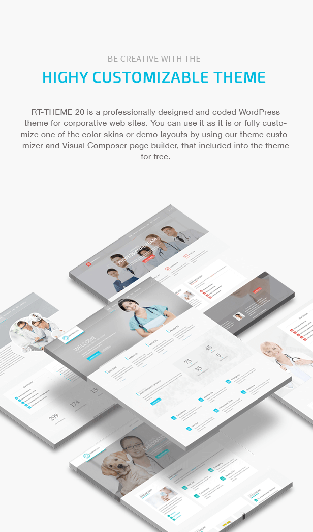 RT-Theme 20 | Medical, Health and Medical Product Catalog - 4