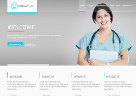 RT-Theme 20 | Corporate Catalog and Medical WordPress Theme